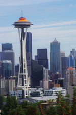 The Seattle Space Needle, Seattle, WA