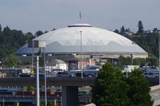 The Tacoma Dome, 2727 East D Street  Tacoma, WA 98421